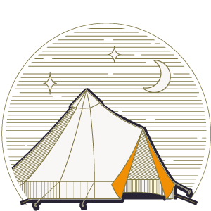View our tents  sc 1 th 225 & Pitch - Luxury Bell Tent Hire Glamping Luxury Camping London UK